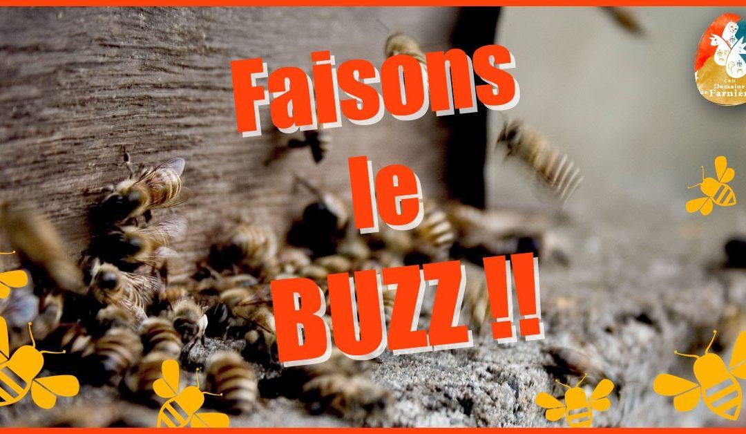 Faisons le buzz !!!